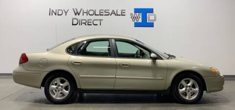 2003 Ford Taurus for sale at Indy Wholesale Direct in Carmel IN