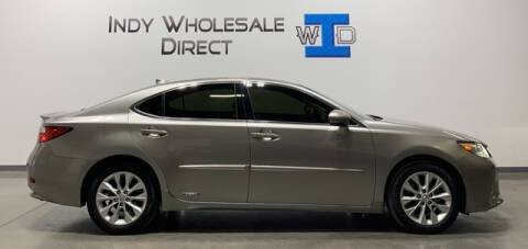 2015 Lexus ES 300h for sale at Indy Wholesale Direct in Carmel IN