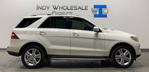 2015 Mercedes-Benz M-Class for sale at Indy Wholesale Direct in Carmel IN