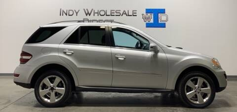 2011 Mercedes-Benz M-Class for sale at Indy Wholesale Direct in Carmel IN