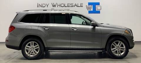 2014 Mercedes-Benz GL-Class for sale at Indy Wholesale Direct in Carmel IN