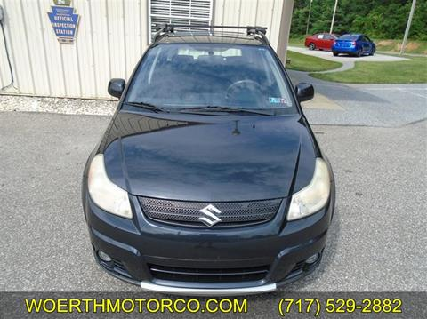 2008 Suzuki SX4 Crossover for sale in Christiana, PA