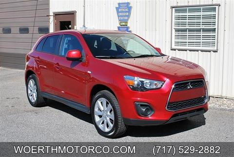 2015 Mitsubishi Outlander Sport for sale in Christiana, PA