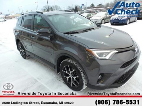 Used Toyota Rav4 For Sale In Escanaba Mi Carsforsale Com