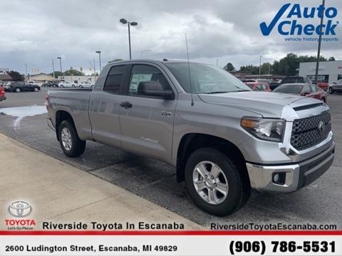 Riverside Auto Escanaba >> 2019 Toyota Tundra For Sale In Escanaba Mi