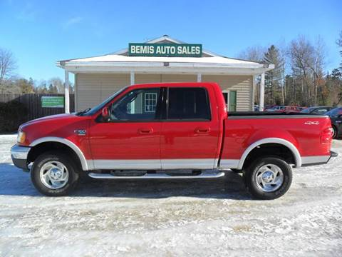 2003 Ford F-150 for sale in Crivitz, WI