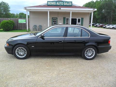 2003 BMW 5 Series for sale in Crivitz, WI