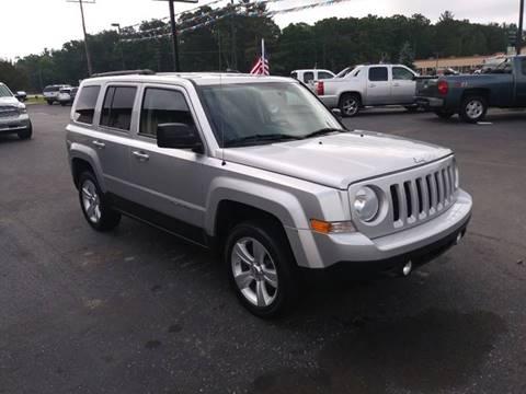 2012 Jeep Patriot for sale in Newaygo, MI