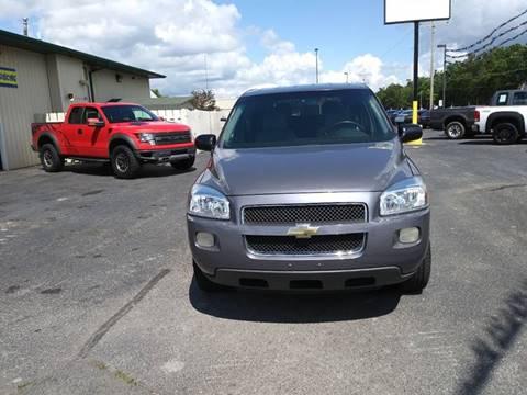 2007 Chevrolet Uplander Handicap Van for sale in Newaygo, MI