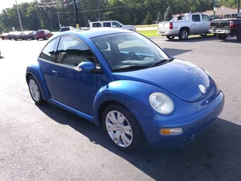 2003 Volkswagen New Beetle for sale in Newaygo, MI