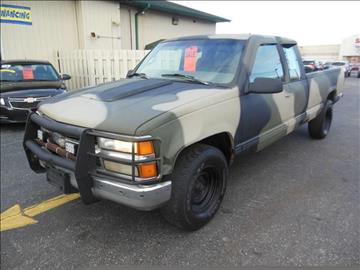 1997 Chevrolet C/K 2500 Series for sale in Newaygo, MI