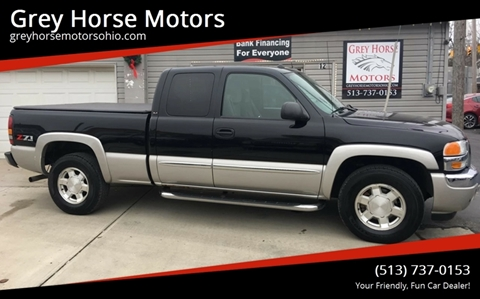 2005 GMC Sierra 1500 for sale at Grey Horse Motors in Hamilton OH