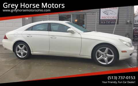 2008 Mercedes-Benz CLS for sale at Grey Horse Motors in Hamilton OH