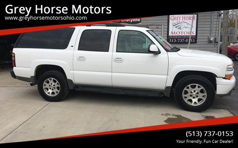 2006 Chevrolet Suburban for sale at Grey Horse Motors in Hamilton OH
