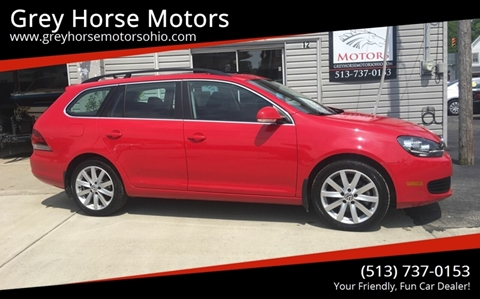 2013 Volkswagen Jetta for sale at Grey Horse Motors in Hamilton OH