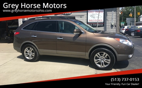 2012 Hyundai Veracruz for sale at Grey Horse Motors in Hamilton OH