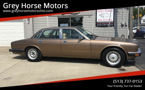 1989 Jaguar XJ-Series for sale at Grey Horse Motors in Hamilton OH
