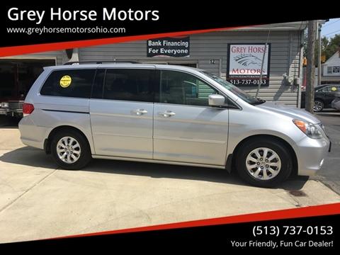 2010 Honda Odyssey for sale at Grey Horse Motors in Hamilton OH