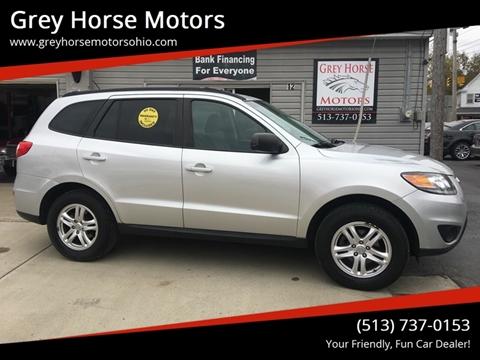 2012 Hyundai Santa Fe for sale at Grey Horse Motors in Hamilton OH