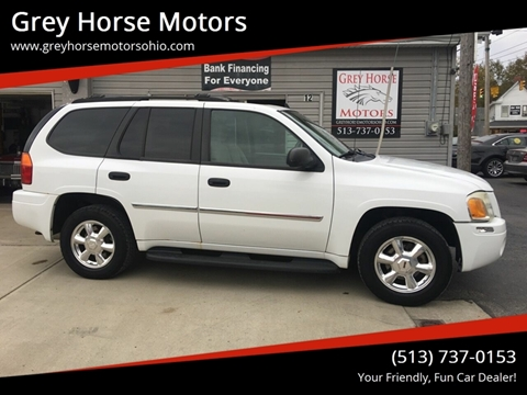 2007 GMC Envoy for sale in Hamilton, OH