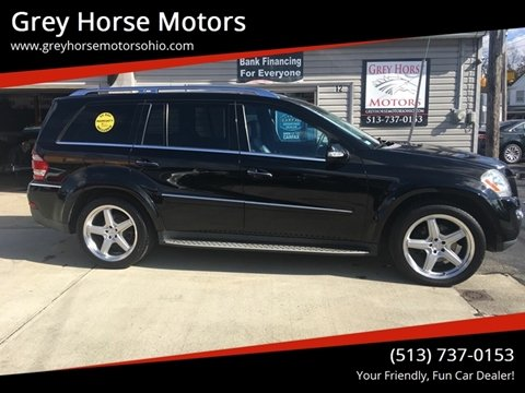2008 Mercedes-Benz GL-Class for sale at Grey Horse Motors in Hamilton OH