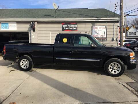 2003 GMC Sierra 1500 for sale at Grey Horse Motors in Hamilton OH
