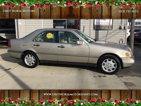 1995 Mercedes-Benz C-Class for sale at Grey Horse Motors in Hamilton OH