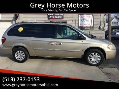 2006 Chrysler Town and Country for sale at Grey Horse Motors in Hamilton OH