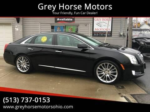 2013 Cadillac XTS for sale at Grey Horse Motors in Hamilton OH