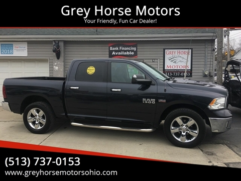 2015 RAM Ram Pickup 1500 Big Horn for sale at Grey Horse Motors in Hamilton OH