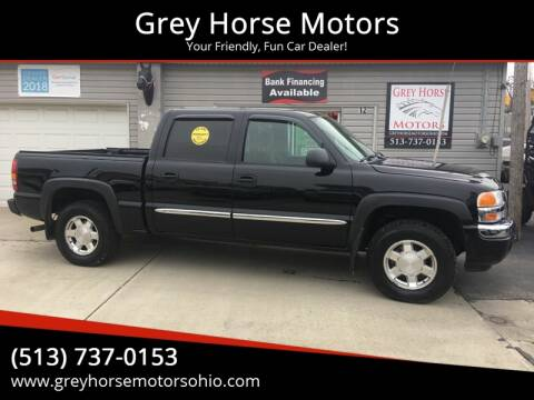 2004 GMC Sierra 1500 for sale at Grey Horse Motors in Hamilton OH
