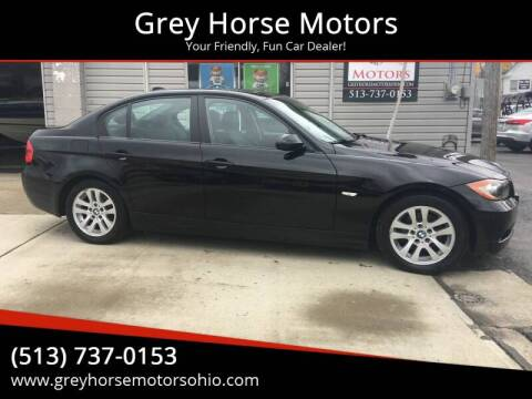 2007 BMW 3 Series for sale at Grey Horse Motors in Hamilton OH