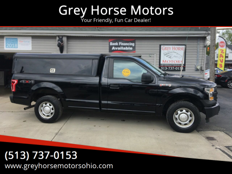 2016 Ford F-150 for sale at Grey Horse Motors in Hamilton OH