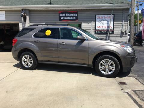 2011 Chevrolet Equinox for sale at Grey Horse Motors in Hamilton OH