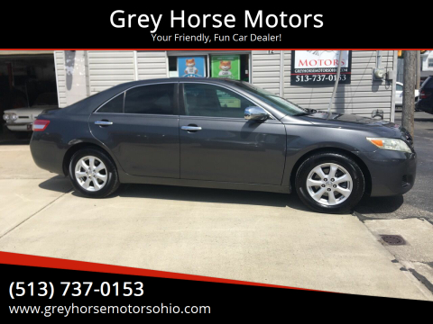 2010 Toyota Camry for sale at Grey Horse Motors in Hamilton OH