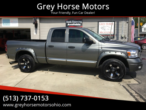 2007 Dodge Ram Pickup 3500 for sale at Grey Horse Motors in Hamilton OH