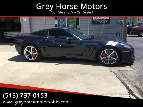 2013 Chevrolet Corvette for sale at Grey Horse Motors in Hamilton OH