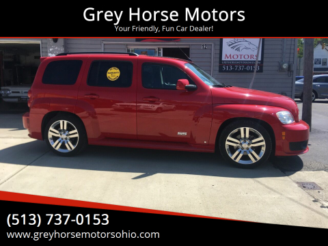 2009 Chevrolet HHR for sale at Grey Horse Motors in Hamilton OH