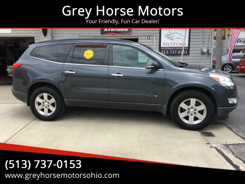 2010 Chevrolet Traverse for sale at Grey Horse Motors in Hamilton OH