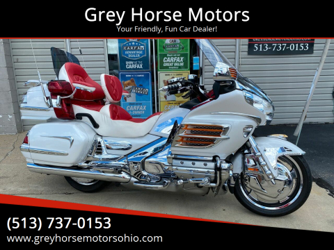 2008 Honda Goldwing for sale at Grey Horse Motors in Hamilton OH