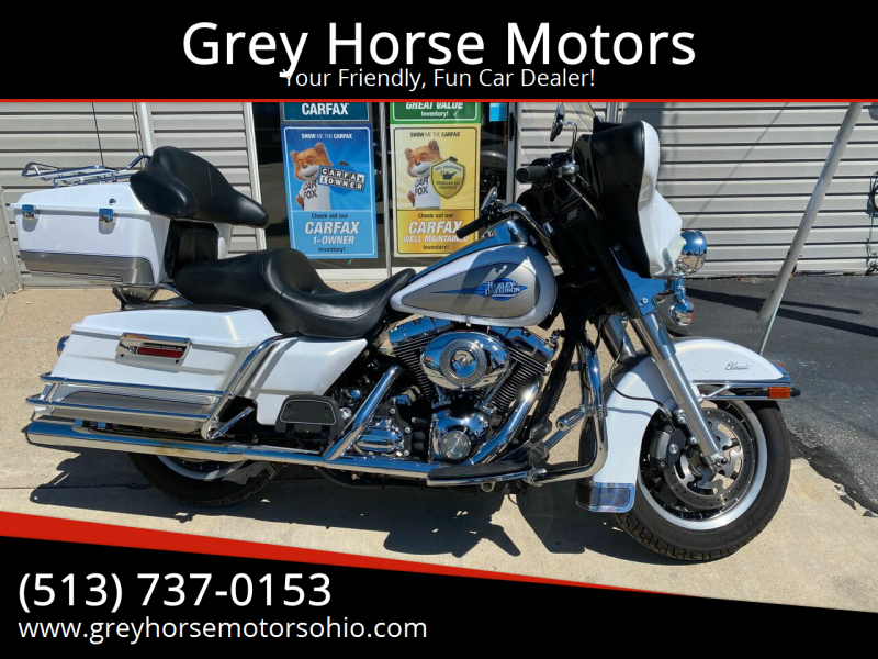 2008 Harley-Davidson Electra-Glide Classic for sale at Grey Horse Motors in Hamilton OH