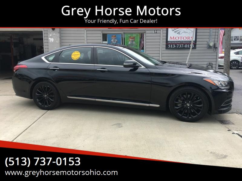 2015 Hyundai Genesis for sale at Grey Horse Motors in Hamilton OH