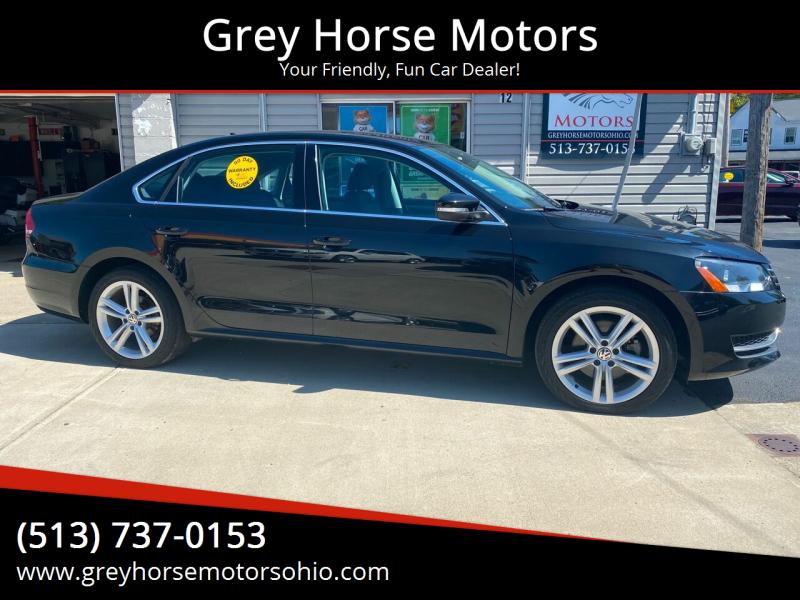 2014 Volkswagen Passat for sale at Grey Horse Motors in Hamilton OH