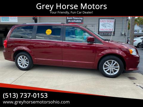 2018 Dodge Grand Caravan for sale at Grey Horse Motors in Hamilton OH