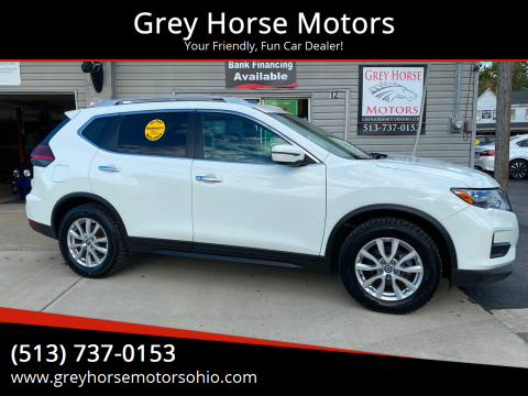 2017 Nissan Rogue for sale at Grey Horse Motors in Hamilton OH
