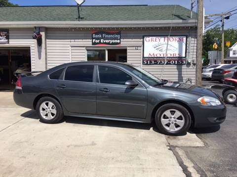 2011 Chevrolet Impala for sale at Grey Horse Motors in Hamilton OH