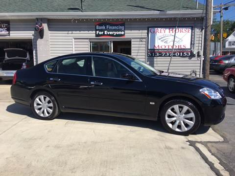 2007 Infiniti M35 for sale at Grey Horse Motors in Hamilton OH