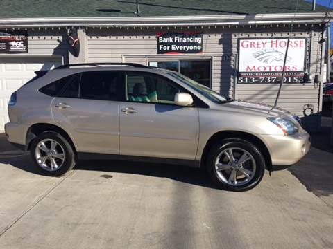 2006 Lexus RX 400h for sale at Grey Horse Motors in Hamilton OH