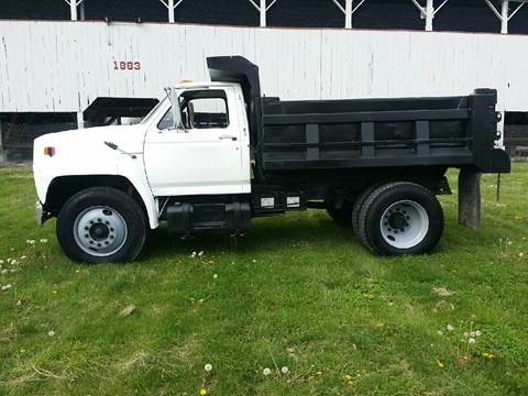 1985 Ford F-800