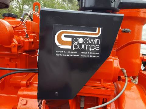 2003 Godwin CD150 6 Inch Evac Pump for sale in Platte City, MO